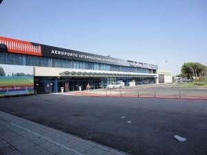 vliegveld rimini