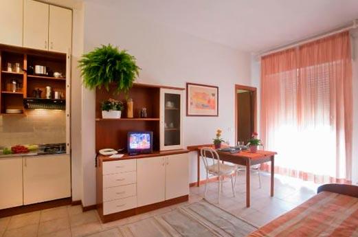 Appartementen Auriga