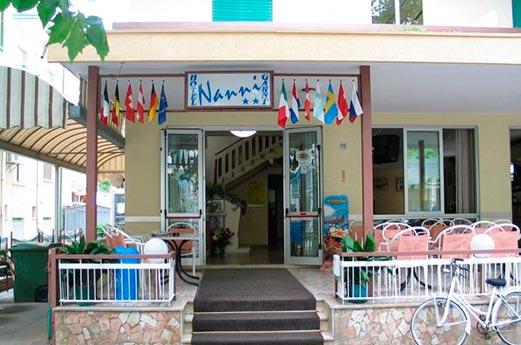 Hotel Villa Nanni